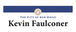 Kevin Faulconer, City of San Diego