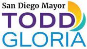 San Diego Mayor, Todd Gloria