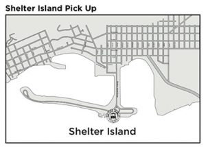 Shelter Island Pick Up