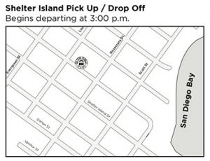 Shelter Island Pick Up & Drop Off